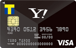 Yahoo! JAPANカード_VISA